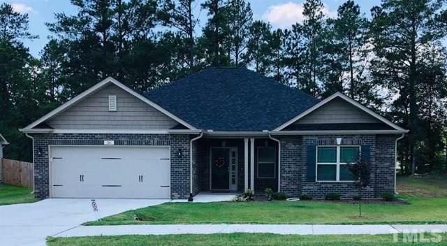 199 Woodwater Circle, Lillington, NC 27546 (#2281798) :: Dogwood Properties