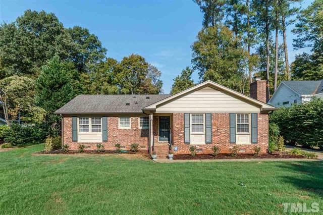 824 Davidson Street, Raleigh, NC 27609 (#2281804) :: Raleigh Cary Realty