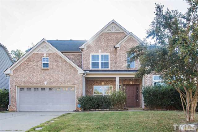 309 Shorehouse Way, Holly Springs, NC 27540 (#2281843) :: Dogwood Properties