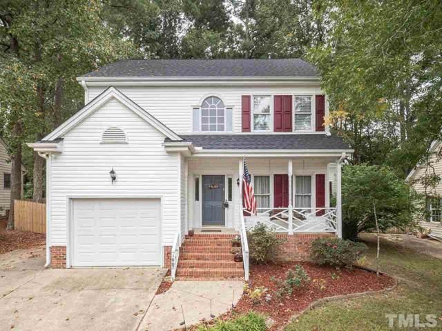 1007 Woodbriar Street, Apex, NC 27502 (#2281870) :: Raleigh Cary Realty