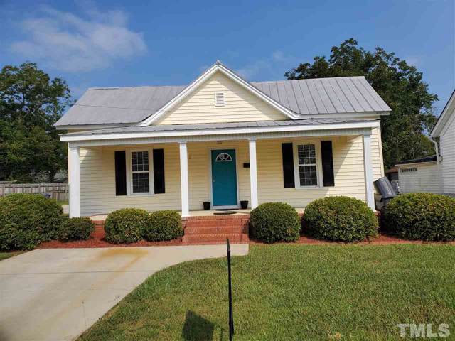501 E Morris Avenue, Benson, NC 27504 (#2281935) :: Real Estate By Design