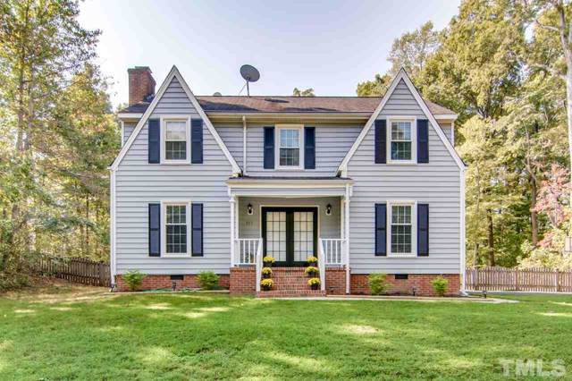 313 Northcliff Drive, Durham, NC 27712 (#2282000) :: Real Estate By Design
