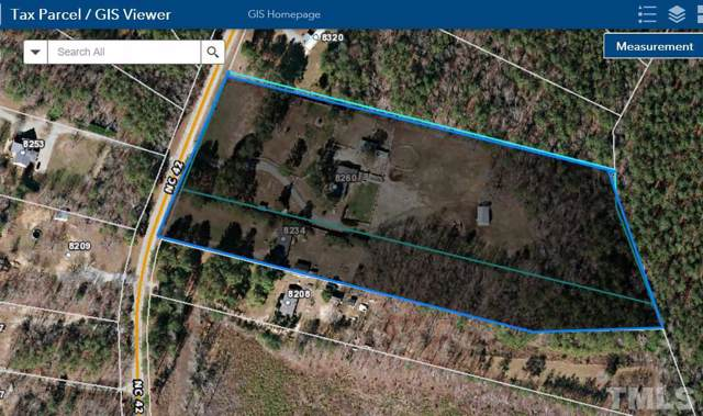 8260 Nc 42 Highway, Holly Springs, NC 27540 (#2282127) :: The Jim Allen Group