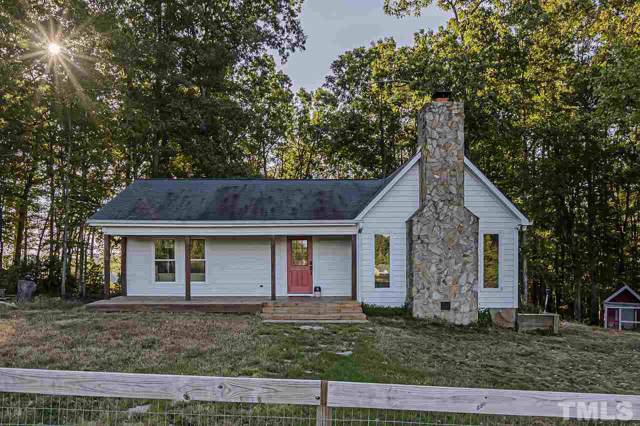 497 Hill Road, Rougemont, NC 27572 (#2282270) :: The Amy Pomerantz Group