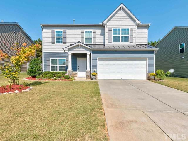 716 Tannerwell Avenue, Wake Forest, NC 27587 (#2282273) :: Real Estate By Design