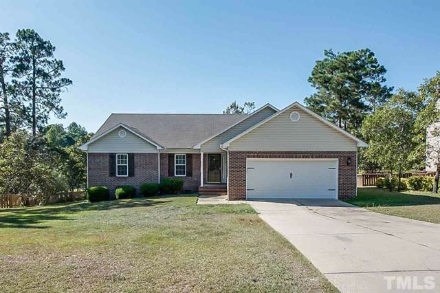 89 Clearwater Harbor Drive, Sanford, NC 27332 (#2282290) :: The Perry Group