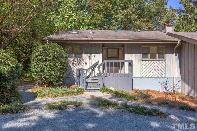 809 E Franklin Street A, Chapel Hill, NC 27514 (#2282292) :: Real Estate By Design