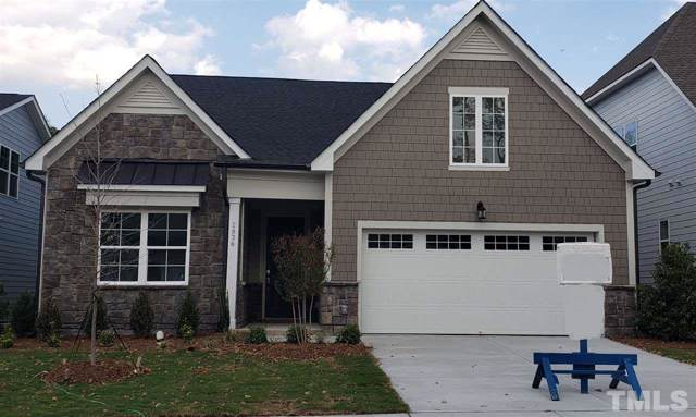 2836 Thompson Bluff Drive #131, Cary, NC 27519 (#2282298) :: The Perry Group