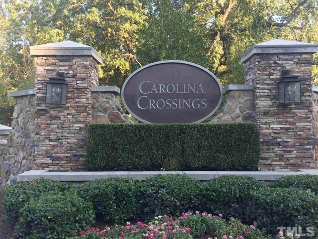 218 Carolina Crossings Drive, Apex, NC 27523 (#2282300) :: Spotlight Realty