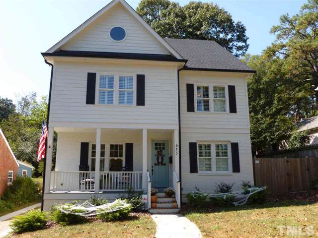 615 Brooks Avenue, Raleigh, NC 27607 (#2282323) :: Raleigh Cary Realty