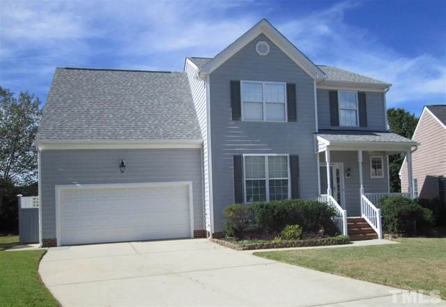 1712 Brashear Court, Apex, NC 27523 (#2282332) :: M&J Realty Group