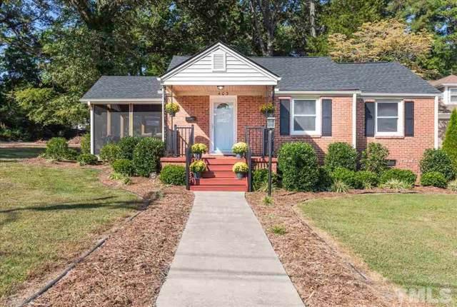 403 N King Charles Road, Raleigh, NC 27610 (#2282414) :: The Beth Hines Team