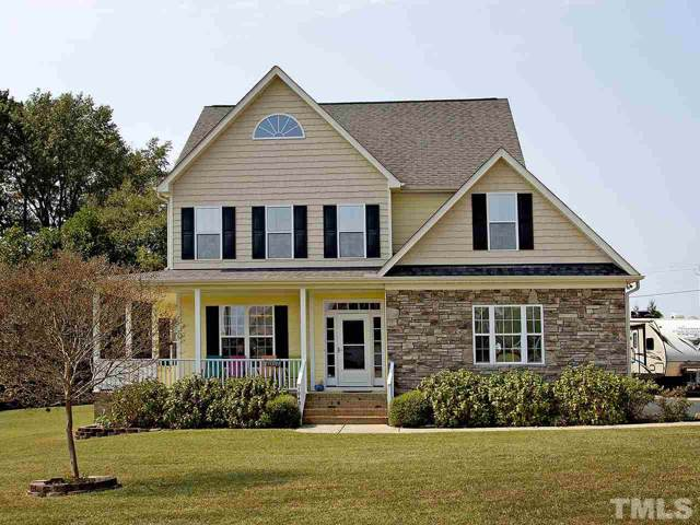1043 Heather Lane, Wake Forest, NC 27587 (#2282424) :: Dogwood Properties