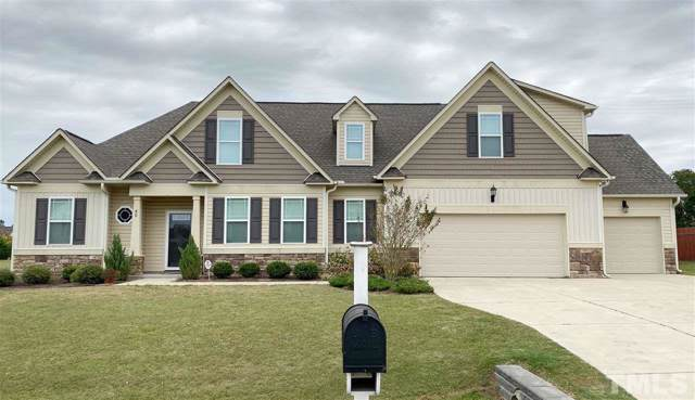 80 Harvey Farm Drive, Benson, NC 27504 (#2282497) :: Marti Hampton Team - Re/Max One Realty