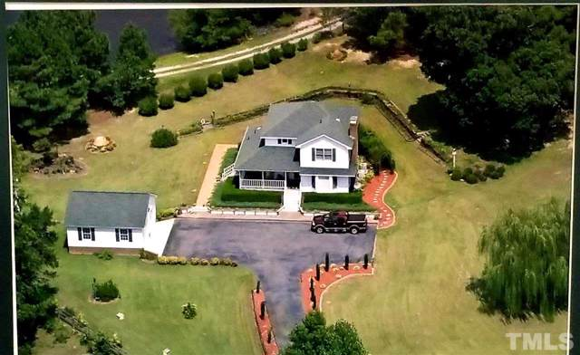 125 Railroad Road, Benson, NC 27504 (#2282502) :: Raleigh Cary Realty