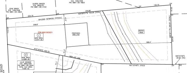 Lot 1 Mt Sinai Road, Chapel Hill, NC 27514 (#2282503) :: Dogwood Properties