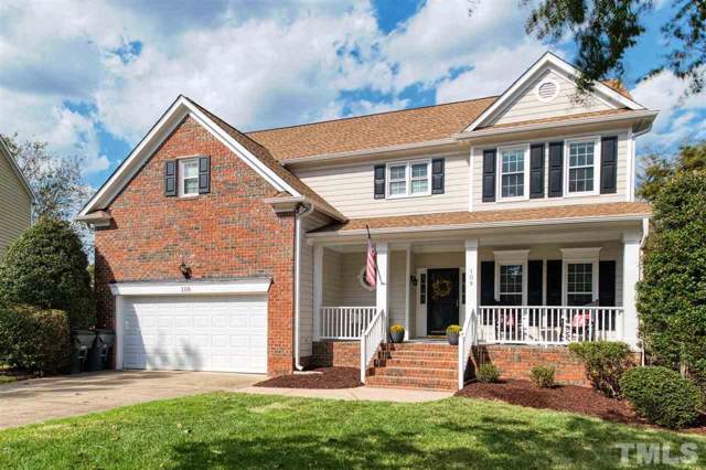 108 Delafield Court, Morrisville, NC 27560 (#2282504) :: The Perry Group