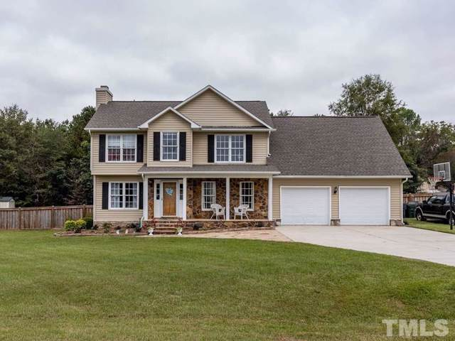 54 Windsor Drive, Angier, NC 27501 (#2282511) :: Raleigh Cary Realty