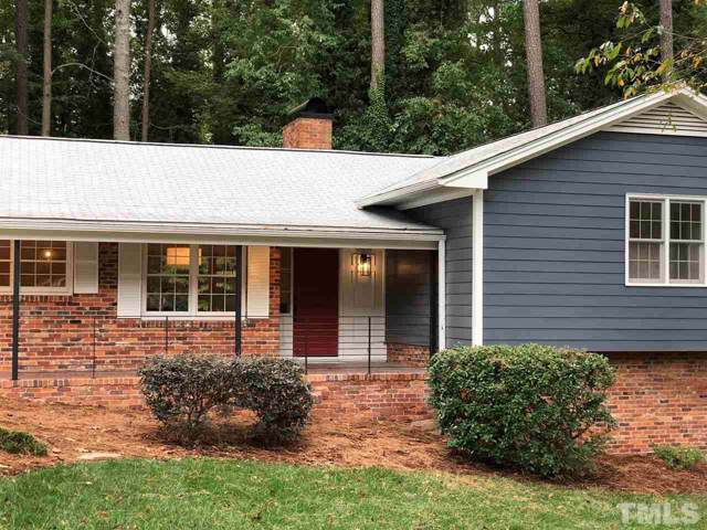 751 Currituck Drive, Raleigh, NC 27609 (#2282537) :: Spotlight Realty