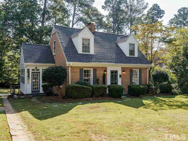 1100 Brooks Avenue, Raleigh, NC 27607 (#2282545) :: Raleigh Cary Realty