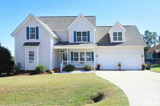 317 Majestic Oak Drive, Garner, NC 27529 (#2282550) :: The Perry Group