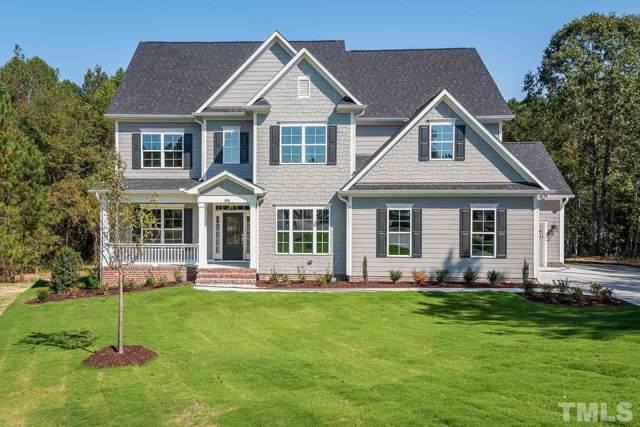 605 Meyers Place Lane, Holly Springs, NC 27540 (#2282691) :: Raleigh Cary Realty