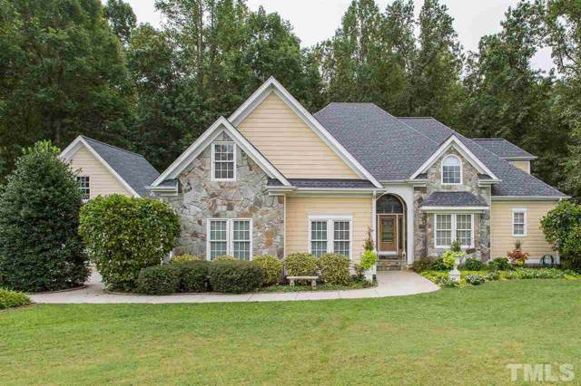 5940 Two Pines Trail, Wake Forest, NC 27587 (#2282698) :: Real Estate By Design