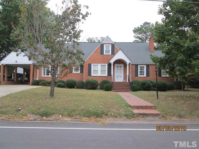 304 Walker Avenue, Norlina, NC 27563 (#2282700) :: Real Estate By Design