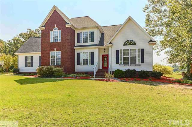 2212 Granville Drive, Goldsboro, NC 27530 (#2282706) :: Dogwood Properties