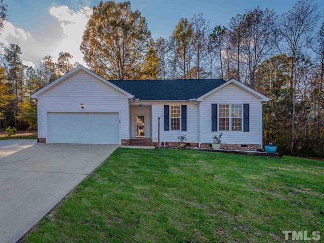 85 Cornerstone Drive, Franklinton, NC 27525 (#2282715) :: Spotlight Realty