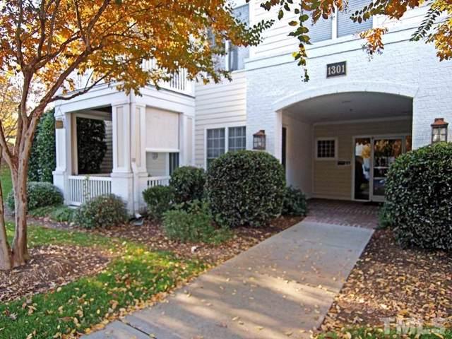 1301 Durlain Drive #202, Raleigh, NC 27614 (#2282824) :: Dogwood Properties