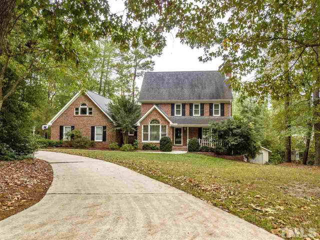 3516 Buck Run Trail, Wake Forest, NC 27587 (#2282838) :: The Jim Allen Group