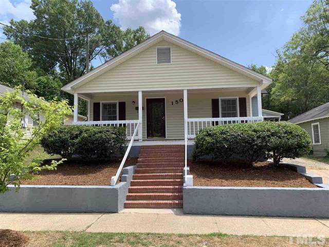 1507 W Knox Street, Durham, NC 27705 (#2282870) :: Classic Carolina Realty