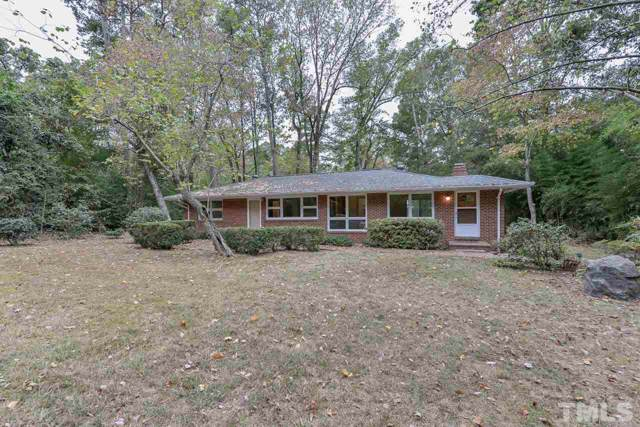 7 Rogerson Drive, Chapel Hill, NC 27517 (#2282937) :: The Perry Group