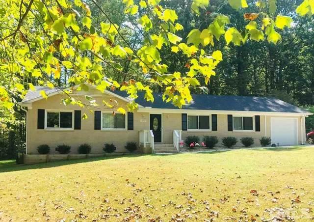 821 Knight Drive, Durham, NC 27712 (#2282957) :: The Jim Allen Group