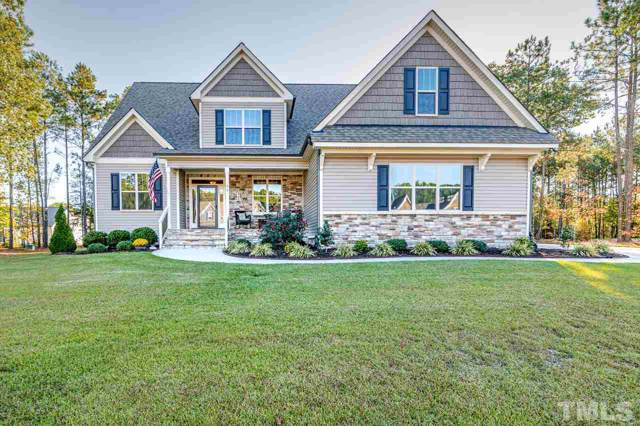 60 Carriden Drive, Youngsville, NC 27596 (#2282963) :: The Results Team, LLC