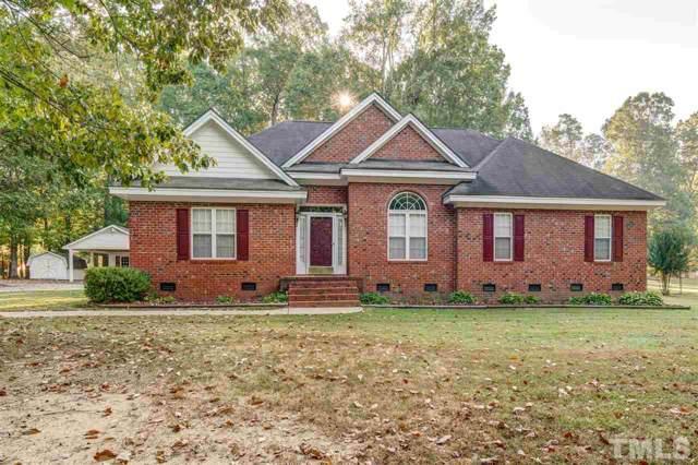 2441 Horseshoe Drive, Rocky Mount, NC 27804 (#2282994) :: Dogwood Properties