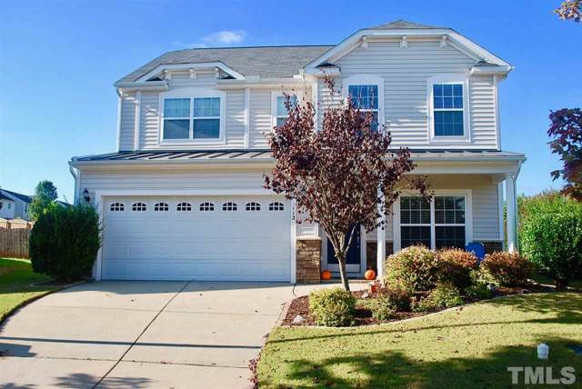 112 Cobblebrook Court, Holly Springs, NC 27540 (#2283042) :: The Perry Group