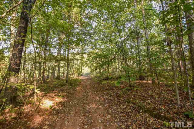 Lot 28 Little Creek Road, Timberlake, NC 27583 (#2283090) :: The Rodney Carroll Team with Hometowne Realty