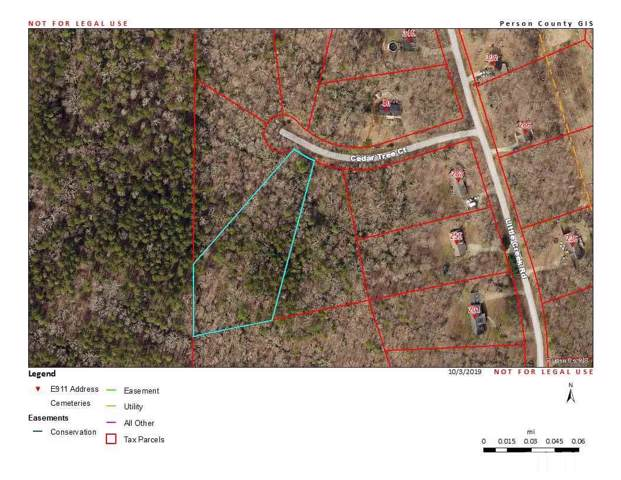 Lot 47 Cedar Tree Court, Timberlake, NC 27583 (#2283093) :: The Rodney Carroll Team with Hometowne Realty