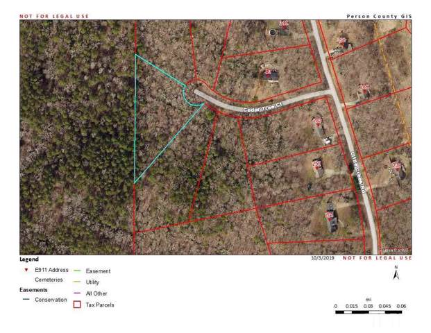 Lot 48 Cedar Tree Court, Timberlake, NC 27583 (#2283094) :: The Rodney Carroll Team with Hometowne Realty
