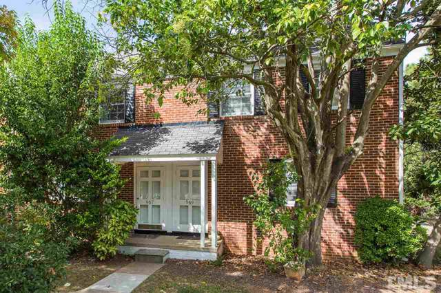 967 St Marys Street N/A, Raleigh, NC 27605 (#2283137) :: Real Estate By Design