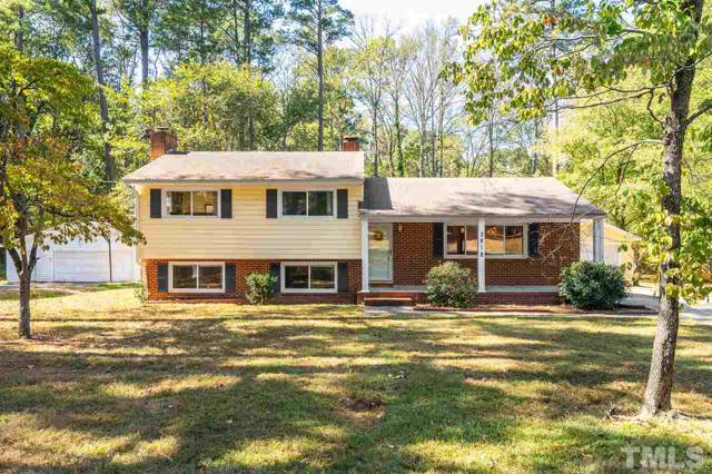 3818 Hillgrand Drive, Durham, NC 27705 (#2283213) :: Dogwood Properties
