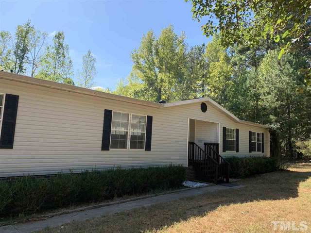 73 Gordon Moore Road, Franklinton, NC 27525 (#2283335) :: The Perry Group