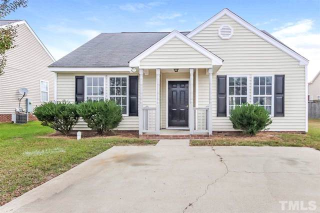 1205 Topping Lane, Knightdale, NC 27545 (#2283336) :: Morgan Womble Group