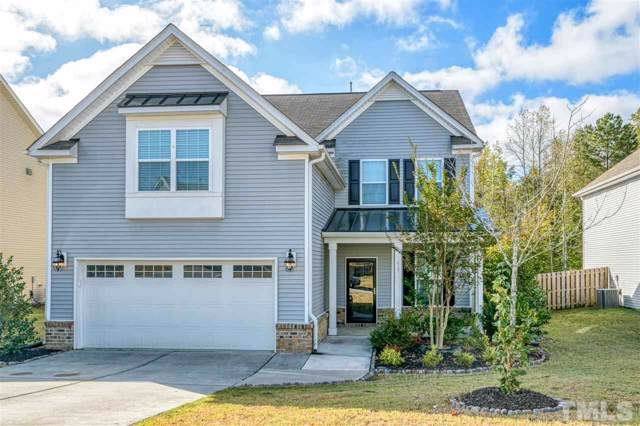437 Cottonseed Way, Durham, NC 27703 (#2283357) :: Marti Hampton Team - Re/Max One Realty