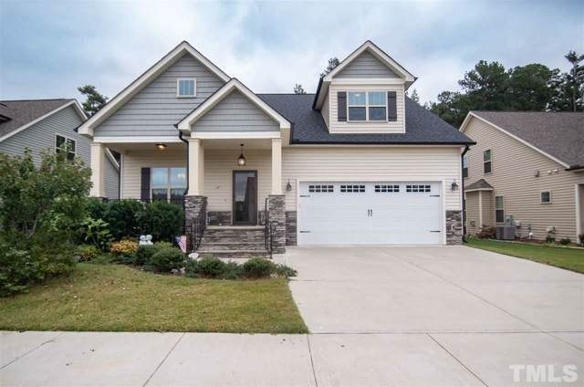 105 Meadowrue Lane, Youngsville, NC 27596 (#2283362) :: Spotlight Realty