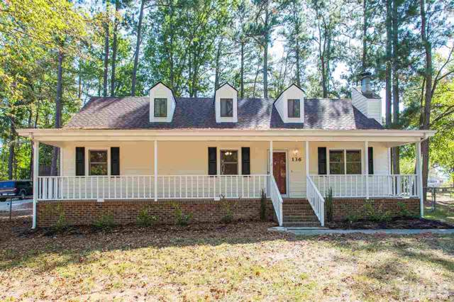 136 Candlewick Drive, Wendell, NC 27591 (#2283381) :: The Jim Allen Group