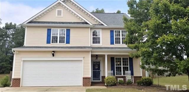 385 Collinsworth Drive, Clayton, NC 27527 (#2283394) :: Marti Hampton Team - Re/Max One Realty