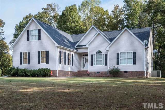 40 Williamston Ridge Drive, Youngsville, NC 27596 (#2283430) :: Morgan Womble Group